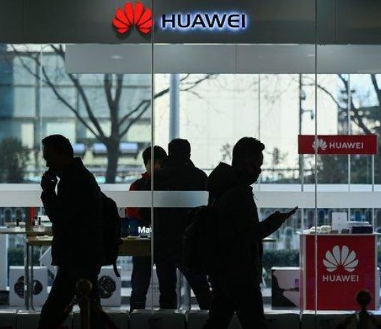 CIA Tuduh Huawei Terima Dana dari Keamanan Negara Tiongkok
