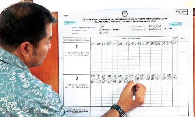 Banyak Petugas KPPS Sakit, Pemilu 2019 Melelahkan
