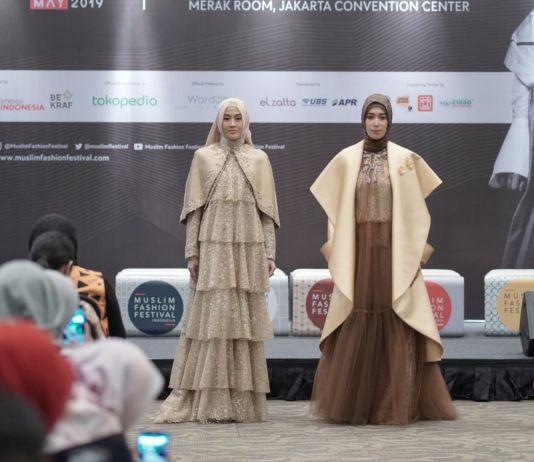 Bingung Cari Busana Lebaran, Yuk Tengok Muslim Fashion Festival