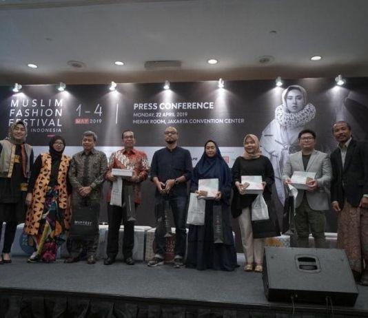 Gelar Muslim Fashion Festival, Ini Harapan Perancang