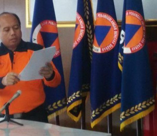 BNPB Ungkap Penyebab Longsor di Gunung Pongkor