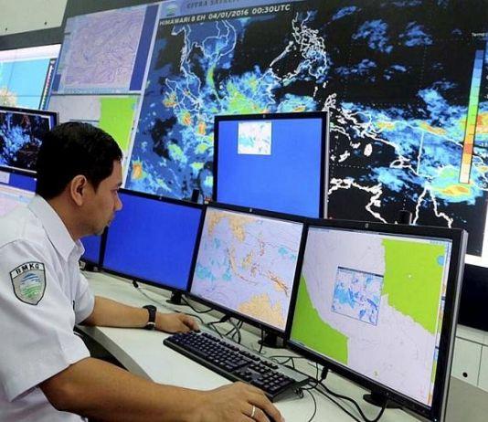 Berikut Perkiraan Cuaca Enam Wilayah di DKI Jakarta