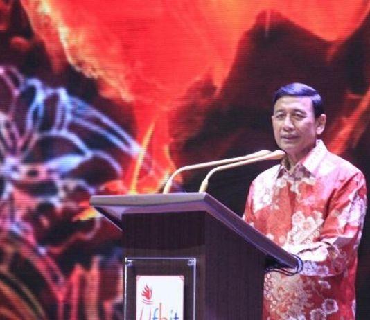 Soal 'Penumpang Gelap', Wiranto: Saya Bukan Menakut-nakuti