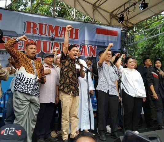 Cara Perjuangan Pendukung Prabowo-Sandi 'Pindah ke Kamar Sebelah'?