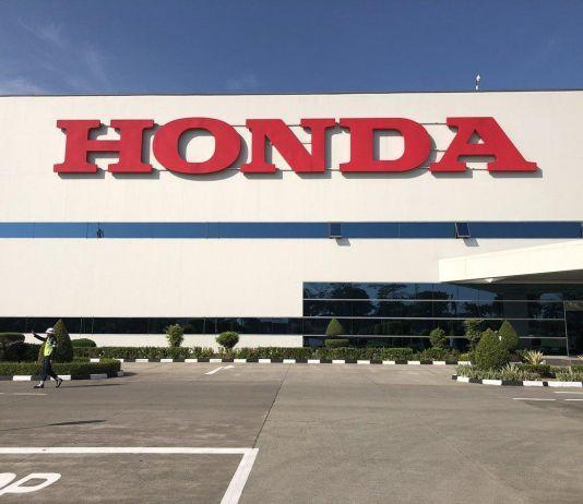 Penjualan Mobil Honda Naik 43% di April 2019