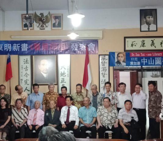 Lewat Buku, Tommy Lee Kenalkan Indonesia ke Masyarakat Taiwan