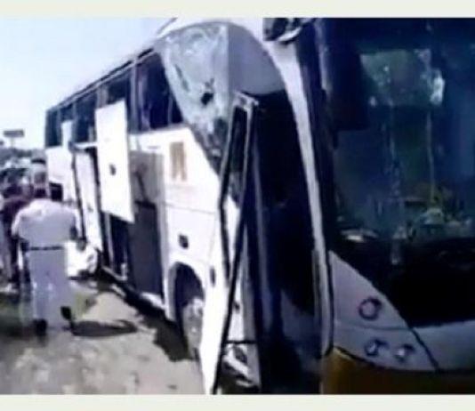 Bus Wisata Diserang Bom di Dekat Piramida Kairo, 16 Terluka