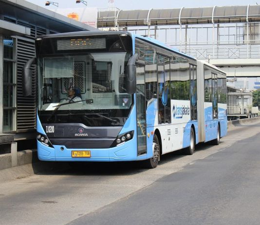 Transjakarta Bakal Hadir di Bandara Soekarno Hatta
