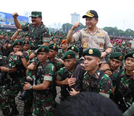 Gerakan Satu Bangsa Minta TNI-Polri Tindak Tegas Aksi Mencoreng Kewibawaan Negara