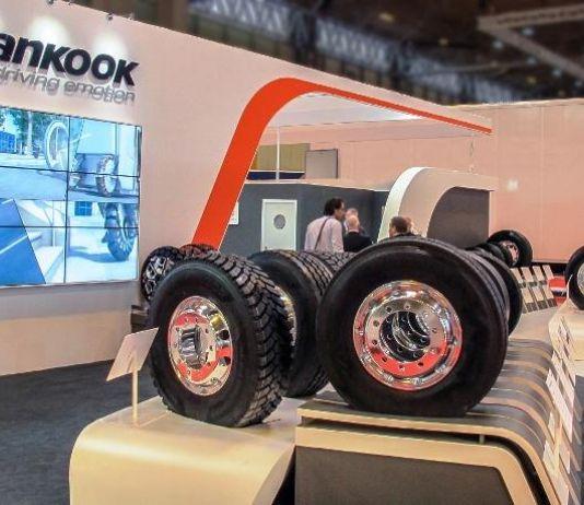 2019, Ban Truk dan Bus Jadi <i>Line Up</i> Hankook Tire