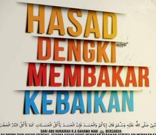 Bahayanya Hasad Dalam Islam