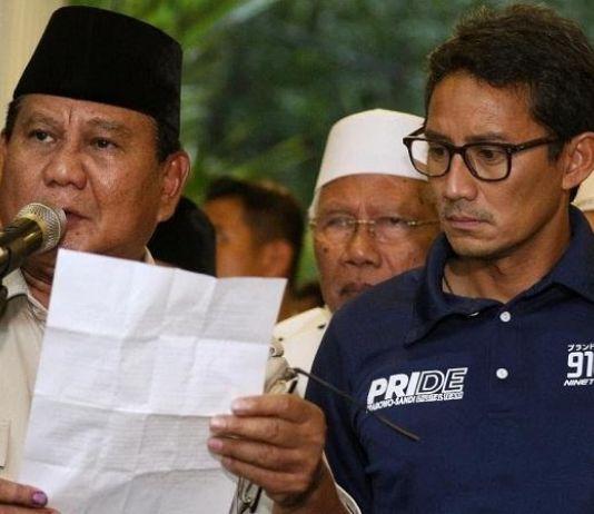 SPDP Prabowo Sudah Ditarik Polda Metro