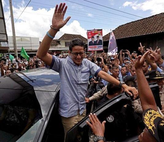 Bersama Prabowo, Sandiaga Siap Lakukan Hal Tak Terduga
