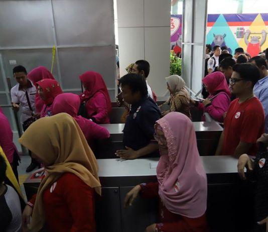 Pengumuman, Mulai Malam Ini Seluruh Stasiun MRT Jakarta Ditutup