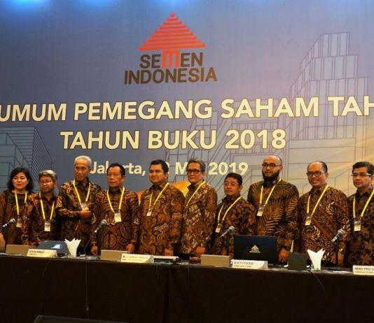 Rombak Pengurus Perusahaan, Semen Indonesia Hentikan Sutiyoso Sebagai Komut