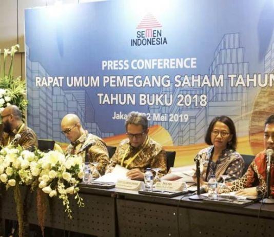 Semen Indonesia Bagi Dividen Rp1,23 Triliun