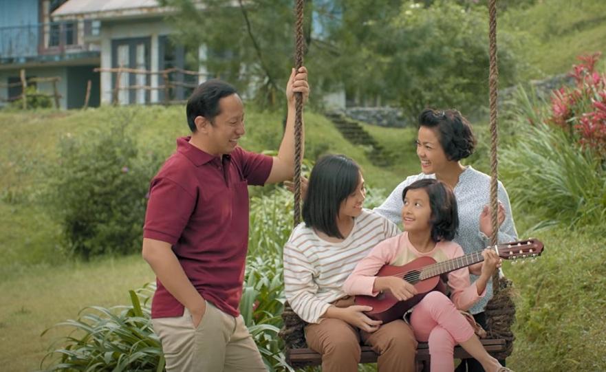 Official teaser film Keluarga Cemara.