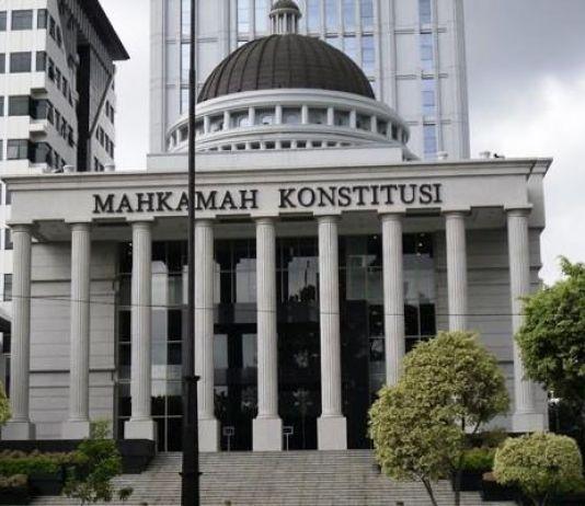 Jelang Pendaftaran Gugatan Pilpres oleh BPN Siang Ini, Pengamanan Gedung MK Diperketat