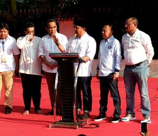 Dahnil Anzar: Prabowo-Sandi Tidak Ingin Kompromi Soal Fakta Kecurangan