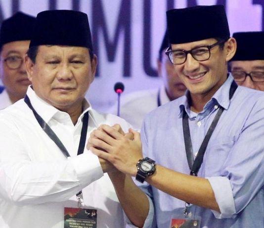 Beredar Undangan Aksi 24 Mei, Prabowo-Sandi Turun ke Jalan?