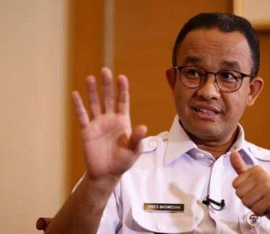 Gubernur Anies Baswedan Keluarkan Dua Jurus Lawan Arus,  <i>Top Markotop</i>?