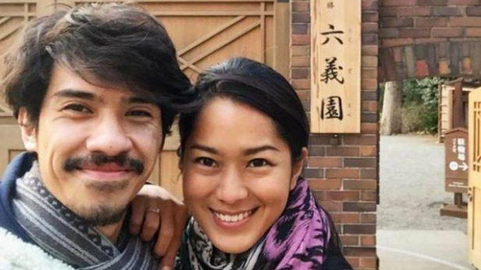 Iedil Putra main film bareng dengan istri Prisia Nasution.