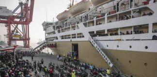 Hingga Kamis, Sebanyak 10.000 Pemudik Tiba di Pelabuhan Tanjung Priok
