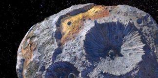 Kenali 16 Psyche, Asteroid Metalik Misterius Raksasa