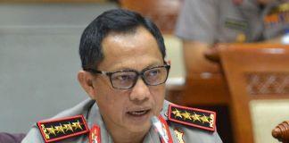 Campim KPK, Kapolri Masih Rahasiakan Delapan Nama Perwira Aktif yang Mencalonkan Diri