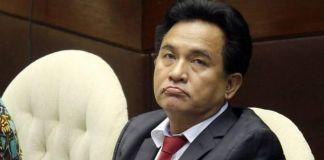 Sambangi MK, Tim Kuasa Hukum Jokowi-Ma'ruf Bawa 19 Bukti