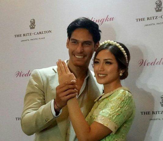Jessica Iskandar dan Richard Kyle Resmi Bertunangan