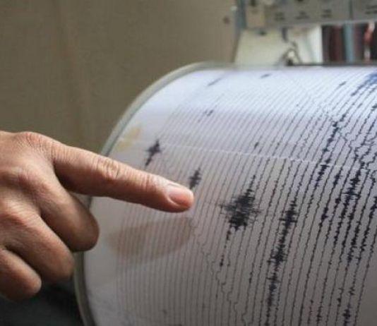 Gempa Magnitute 5,3 Guncang Pasaman Barat