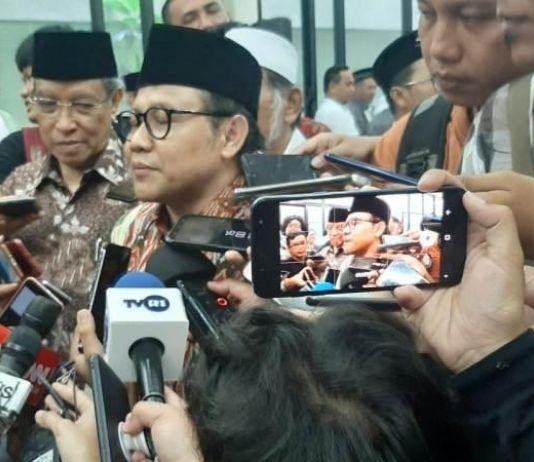 Jokowi-Ma'ruf Menang, Suara PKB Meningkat, Cak Imin Bersyukur