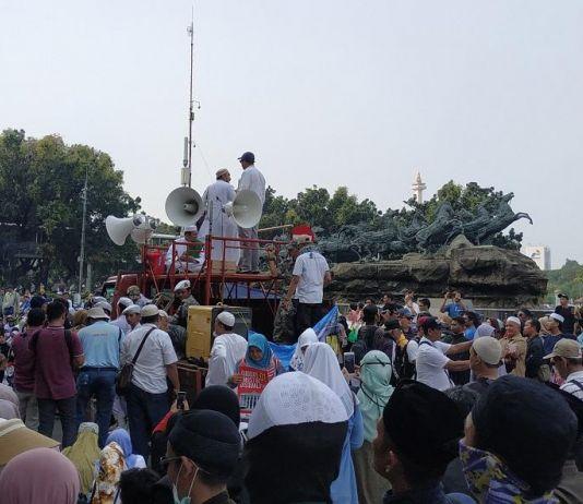 Cegah Kericuhan, Polri Imbau Tidak Ada Mobilisasi Massa saat Sidang Putusan MK