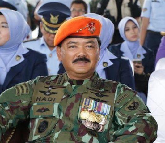 Panglima TNI Sudah Tandatangani Surat Penangguhan Penahanan Mantan Danjen Kopassus