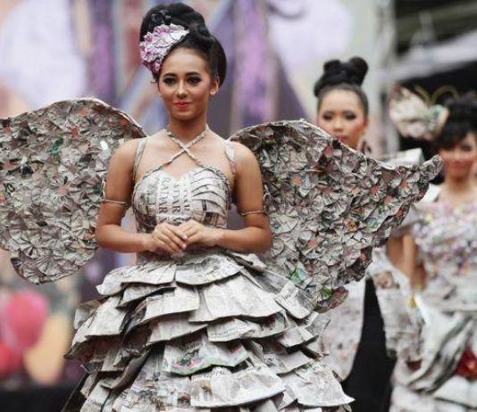Limbah fesyen jadi masalah ibu kota