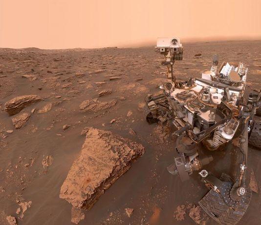Wow, Bakteri Dapat Bertahan Hidup di Planet Mars