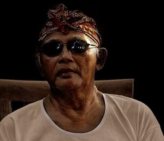 Pelukis Lombok, I Wayan Pengsong Raih Penghargaan 'Erkaem Award 2019'