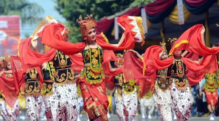 Jifolkc atraksi kesenian kelas dunia berlangsung 12-14 Juli.