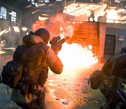 Sensasi Model Tempur Terbaru di Modern Warfare Gunfight 2v2