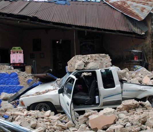 Gempa Magnitudo 6,6 Guncang Australia Barat