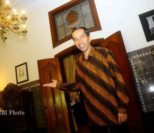 Ngeri! Ada Hantu Wanita Rambut Panjang di Gedung Ini, Presiden Jokowi pun Mengakui