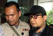 Koalisi Masyarakat Sipil Antikorupsi Desak Kapolri Tuntaskan Kasus Novel Baswedan
