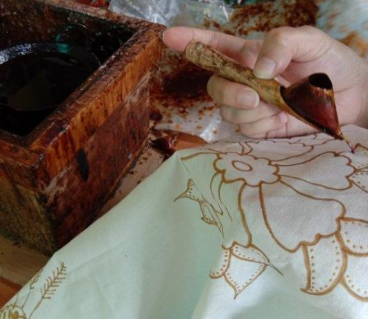 Menyingkap Batik Betawi Terogong yang Terlupakan, Dahulu Didominasi Pengusaha Tionghoa