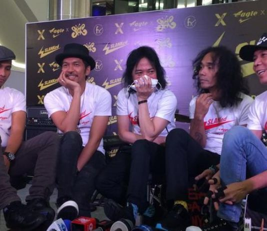 Tampil di PRSU Medan, Slank Sapa Penonton dengan 20 Lagu
