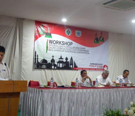 Kemendes PDTT Edukasi Aparatur Pemda Tangani Konflik Sosial