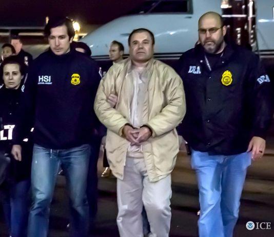 Hanya Bisa Melihat Langit, Raja Narkoba El Chapo Dikurung 23 Jam/Hari di Penjara Ini