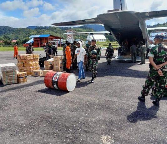 Pencarian Heli MI17 Masih Nihil, Kapendam Tak Putus Asa