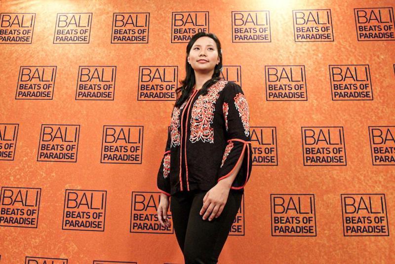 Sutradara Livi Zheng mengaku senang mengerjakan film tentang Bali.