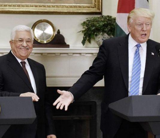Presiden Palestina Kembali Tolak Rencana Perdamaian AS